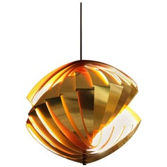 Danish Konkylie Pendant Lamp by Lyfa