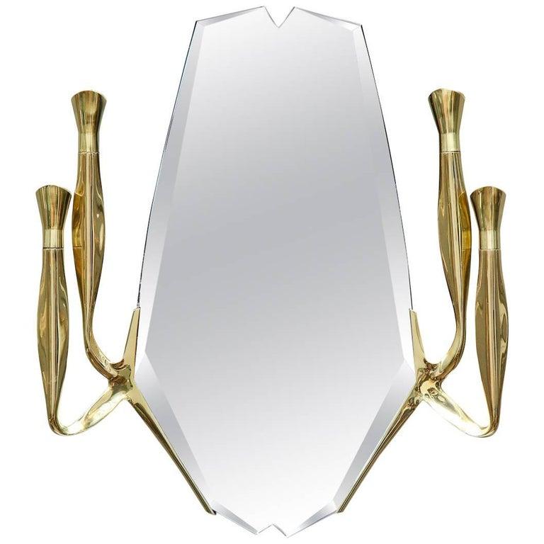 Fontana Arte Illuminated Mirror