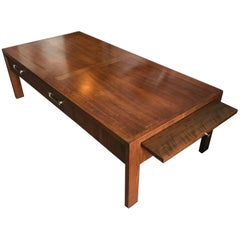 Coffee Table by Baker
