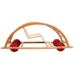 Race and Swing Car by Hans Brockhage, Erwin Andra & Mart Stam for Siegfried Lenz