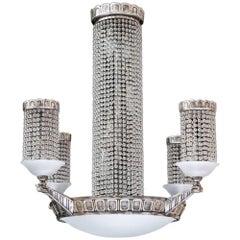 French Art Deco Electrolier