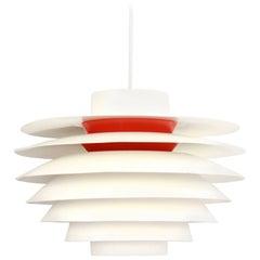 Danish Design Verona Pendant by Sven Middelboe for Nordisk Solar, 1960s
