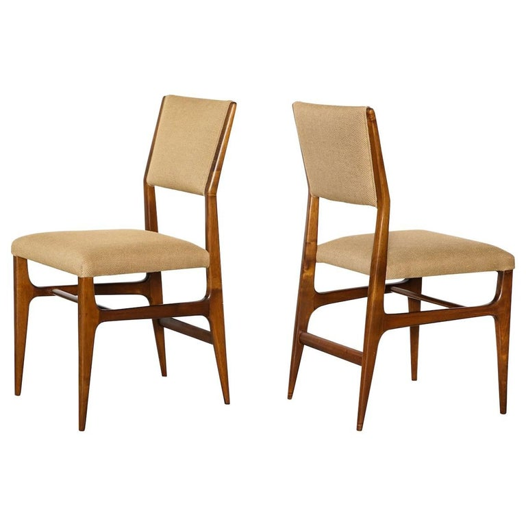 Gio Ponti Side Chairs For Sale