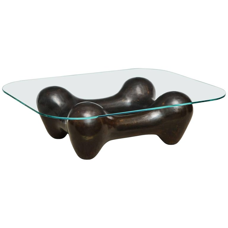 Alexandre Logé Cocktail Table For Sale