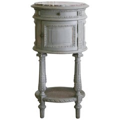 Late 19th Century Antique Nightstand