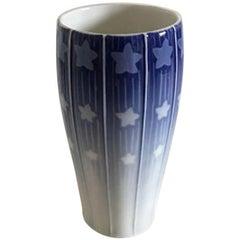 Royal Copenhagen Art Nouveau Vase #73/602