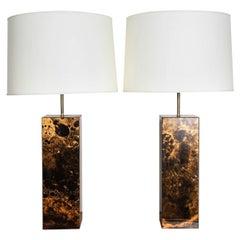 Pair of 1970s Pair of Lamps