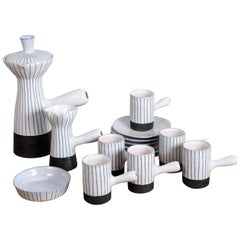 Coffee Set by Jacques Innocenti
