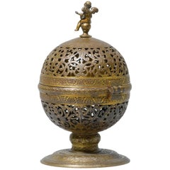 Early 18th Century Moorish Incense Burner