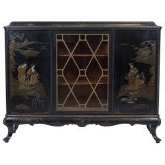 Rare Maison Jansen Chinoiserie Cabinet
