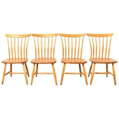 Chair by Bengt Akerblom and Gunnar Eklöf for Akerblom Stolen Sweden, Set of Four