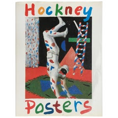 "David Hockney ""Hockney Posters"" First Edition, 1987"