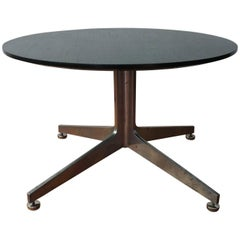 Ward Bennett Column X Table for Lehigh Furniture Company