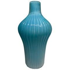 BAROVIER & TOSO Vase in Artistic Blown Glass of Murano, circa 1950