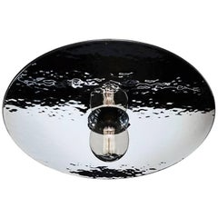 Mirage Medium Glass Wall or Ceiling Light Contemporary