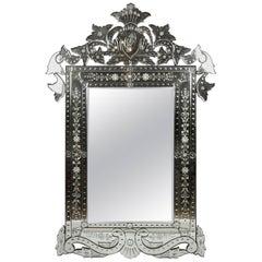Exceptional Venetian Mirror