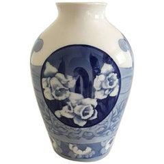 Bing & Grondahl 1916 Easter Vase
