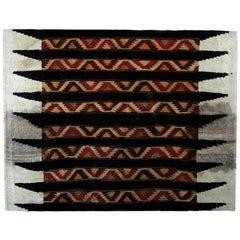 Pre-Columbian Inca Complete Uncu Textile, Peru 1300-1500 AD, Ex Guillot-Muñoz