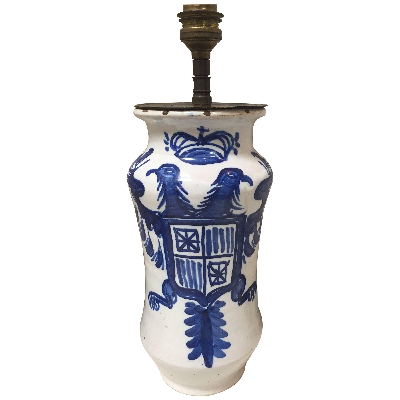 18th Century Spanish Lamp