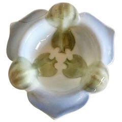 Bing & Grondahl Art Nouveau Flowerbud Dish