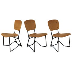 Armin Wirth Three Chairs for Zollinger
