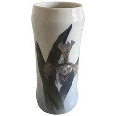 Royal Copenhagen Art Nouveau Vase 147/932