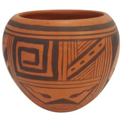 20th Century Hopi Bowl by Frieda Poleahla