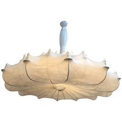 Baby Bell Chandelier Gold For Sale at 1stdibs