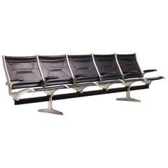 Eames Tandem Sling Seating Five-Seat for Herman Miller