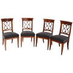 Biedermeier Chairs, Germany, circa 1830