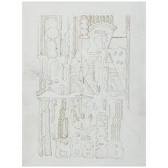 'Untitled Relief Panel' Sir Eduardo Paolozzi CBE, 1924-2005