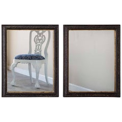 Pair of Antique French Framed Mirrors, circa 1890