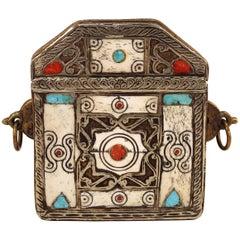 Koran Box in Mixed Metal