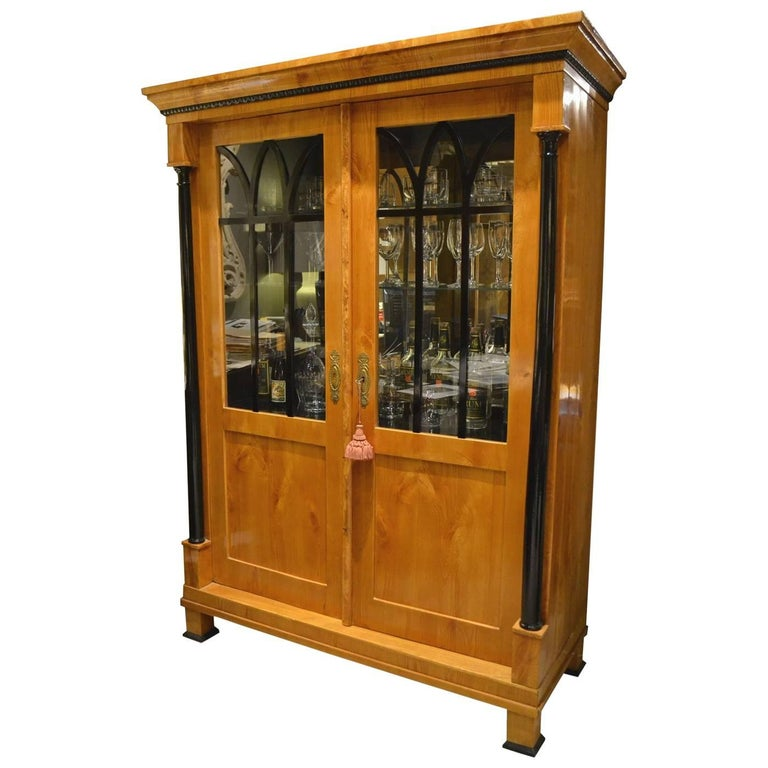 Swedish Biedermeier Cabinet
