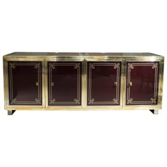 Sideboard by Michel Pigneres, France, 1970s