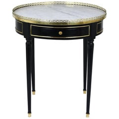 Antique Louis XVI-Style Side Table