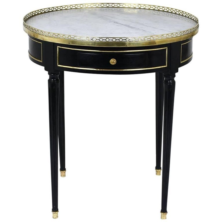 Antique Louis XVI-Style Side Table