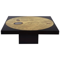 Jean-Claude Dresse Coffee Table