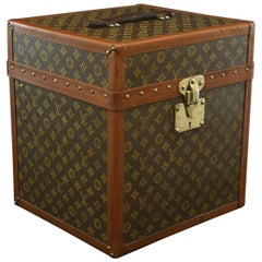 Louis Vuitton Monogram Hat Box Trunk