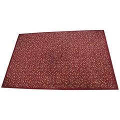 Midcentury Design Carpet, Czechoslovakia