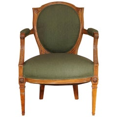 Louis XVI Armchairs For Sale At Stdibs - Fauteuil louis xvi