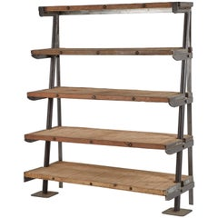 Bookcase Shelving Unita