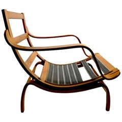 Bent Ply Lounge Chair after Bruno Mathsson