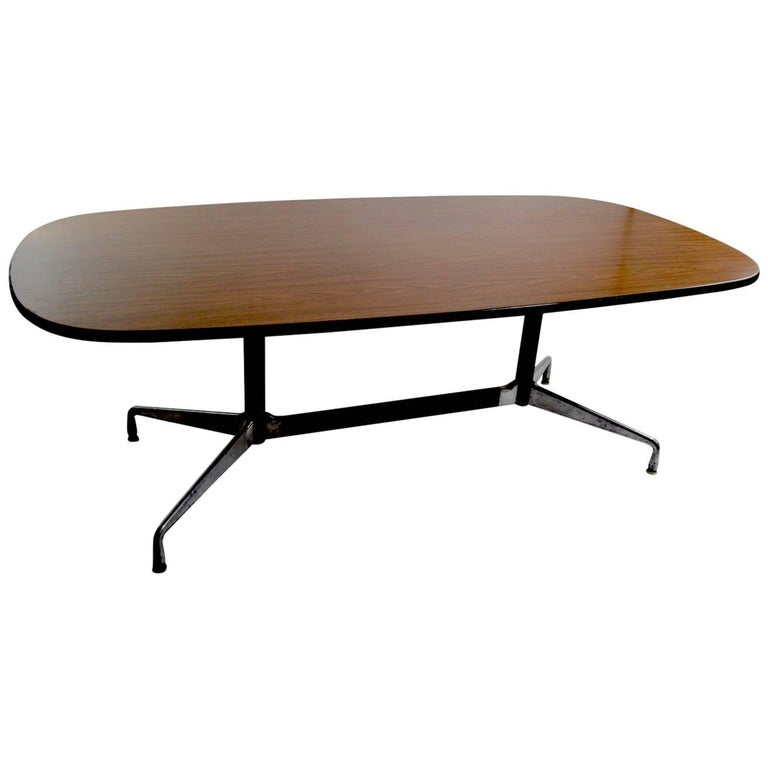 Eames for Herman Miller Conference Dining Table For Sale