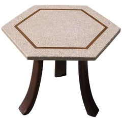 Harvey Probber Hexagonal Table