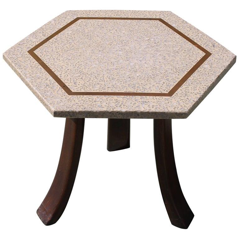 Harvey Probber Hexagonal Table