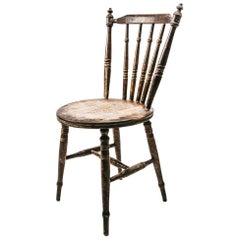 Antique Windsor Chair from Sweden