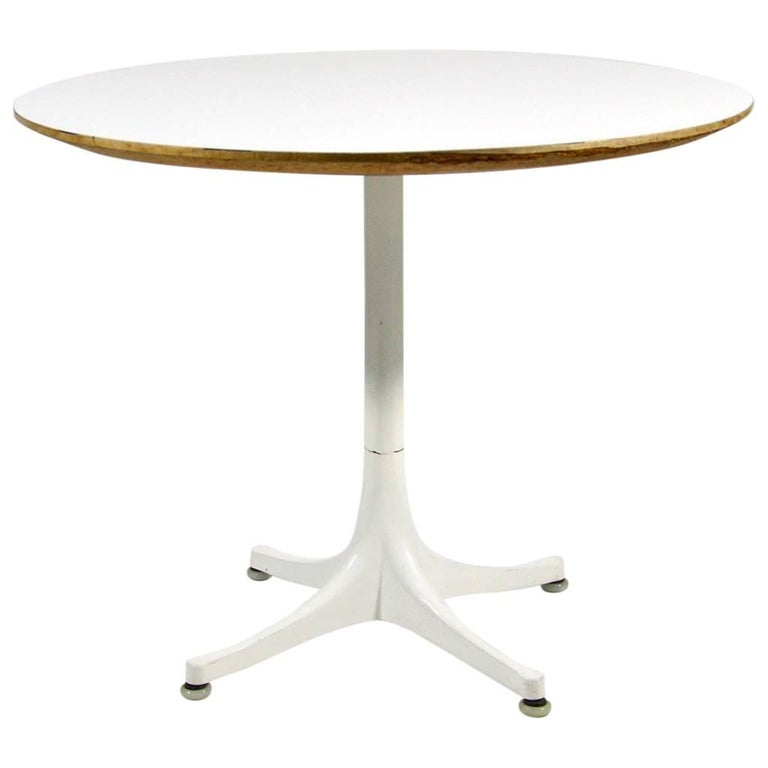 Side or Coffee Pedestal Table by George Nelson for Herman Miller, 1954