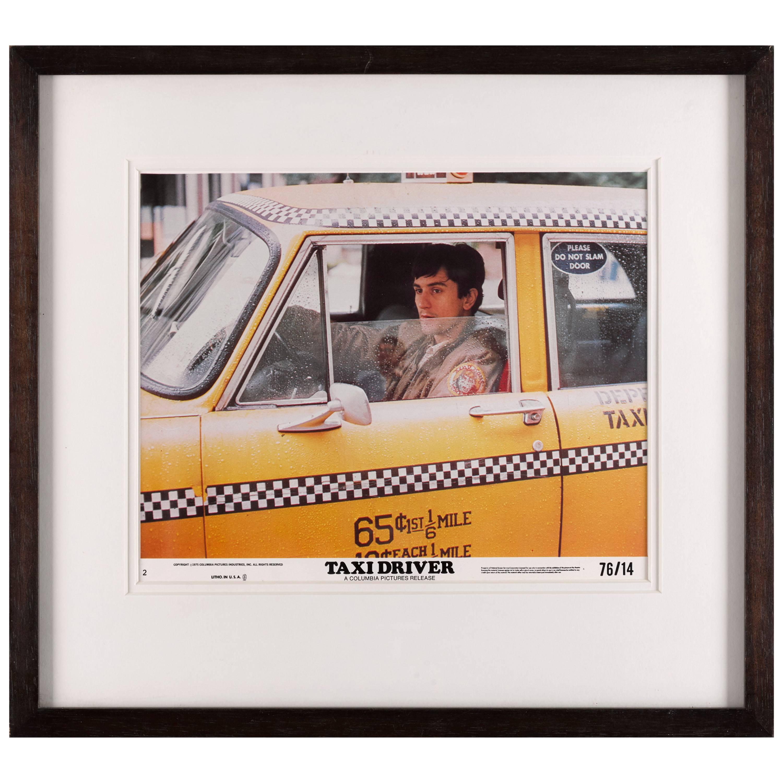 """Taxi Driver"" Photograph"
