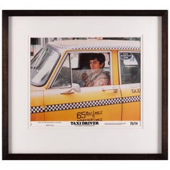 """Taxi Driver"" Photograph"